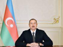 Поздравление Ильхама Алиева по случаю Дня солидарности азербайджанцев мира и Нового года