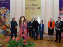 Открылась выставка Милены Набиевой «Minabi – Узоры Мироздания»