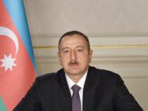 Обращение Ильхама Алиева к участникам V съезда Конгресса азербайджанцев Европы