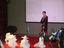 День театра в Подмосковье отметили спектаклем по мотивам азербайджанских сказок