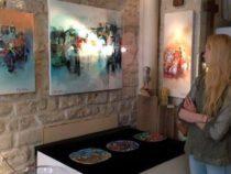 В Париже открылась выставка работ художников Турции и Азербайджана