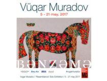 В Баку пройдет выставка Вугара Мурадова «Сходства», посвященная ковровому искусству