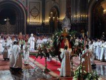 Президент России поздравил православных христиан с Пасхой