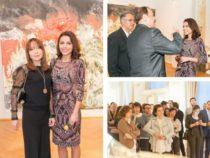 В Вене открылась персональная выставка «Landscaped» Аиды Махмудовой