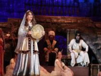 Легендарный «Кероглу» на сцене Театра оперы и балета