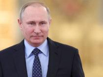 Президент России поздравил Азербайджан с Днем Республики
