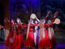 День культуры Азербайджана в Красноярске — грандиозный праздник танца и музыки
