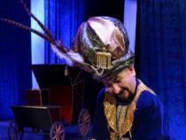 «999-я ночь» иранского актера в Баку