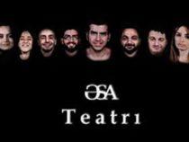 """Театр """"ƏSA"""" осуществит постановку «Две недотепы в океане»"""