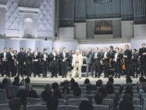 Фархад Гараюсифли дал свою трактовку «Грустного вальса» Сибелиуса в Московской филармонии