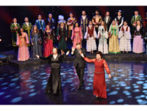 Молодёжный хор ТЮРКСОЙ успешно выступил в Анкаре