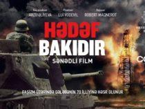 Азербайджанский документальный фильм будет продемонстрирован в Лондоне
