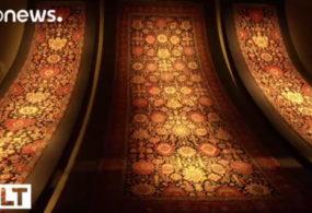 Чудеса ковроткачества и музыкальная вышивка в Баку