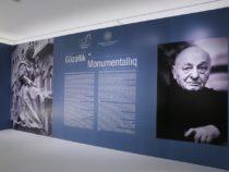 В Центре Гейдара Алиева открылась персональная выставка народного художника Омара Эльдарова