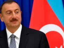 Ильхам Алиев поздравил православную общину Азербайджана с Рождеством