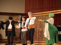«Аршин мал алан» — новогодний подарок студентов Казанской консерватории