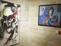 Bыставка, посвященная 26-й годовщине Ходжалинской трагедии