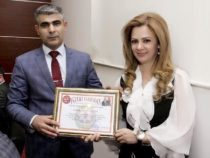 В Баку прошла презентация первого национального фильма-пантомимы «Сотворение мира»