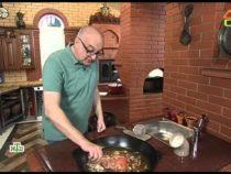 Рецепты от Сталика Ханкишиева