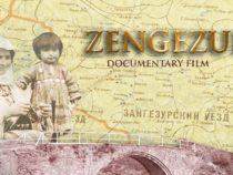 Документальный фильм «Зангезур» можно посмотреть и посредством социальных сетей