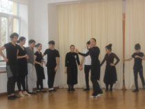 Мастер-класс по азербайджанским народным танцам