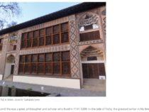 Статья об истории и культуре Азербайджана вышла на сайте финской Академии культурного наследия
