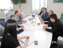 Вопросы проведения дней культуры Азербайджана в Таджикистане обсуждены в Баку