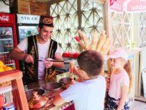 В Баку открылся летний Фестиваль еды
