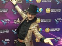 Ильхам Назаров среди лучших международного конкурса Voice of Astana