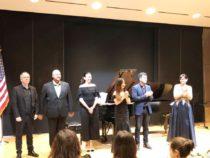Азербайджанская музыка звучит в Нью-Йорке