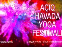 В Баку пройдет Фестиваль йоги на открытом воздухе