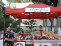 Творческий фестиваль проходит в гранатовой столице Азербайджана