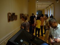 В Баку состоялось открылась выставка «Наследие и современность в искусстве миниатюры»