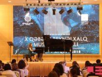 В Габале открылся Х международный музыкальный фестиваль