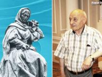 Бакинская городская скульптура: История создания памятника Хуршидбану Натаван