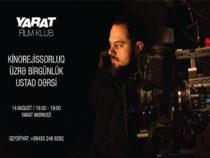 В Баку пройдет однодневный мастер-класс по кинорежиссуре