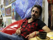 Азербайджанский художник Байрам Саламов зажигает красками