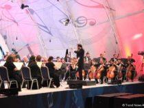 Телеканал Euronews представил сюжет о Габалинском международном музыкальном фестивале