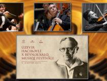 Торжественное закрытие Х Международного фестиваля имени Узеира Гаджибейли
