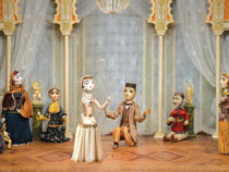 Долгожданная премьера спектакля «Аршин мал алан» в Театре марионеток