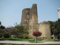 Девичья башня — визитная карточка Баку