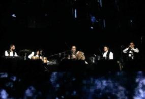Ритмы Азербайджана открыли потрясающее шоу The Spirit of Dance