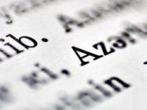Годичные курсы изучения азербайджанского языка для взрослых