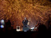 В рамках Фестиваля Насими прошел вечер духовной музыки «Звезды не гаснут» с визуальными эффектами