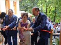 В Шеки состоялась торжественная церемония открытия Дома-музея Бахтияра Вагабзаде