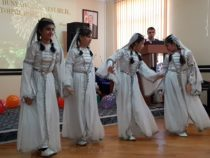 В Гяндже прошел фестиваль «Культура народов России и мира»