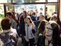 В Бакинском филиале Московского государственного университета имени М.В. Ломоносова прошел традиционный День открытых дверей