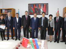 В Китае при поддержке БГУ открыт Центр азербайджановедения