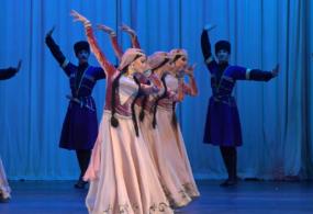 Возрождаются забытые традиции и элементы национальных танцев Азербайджана
