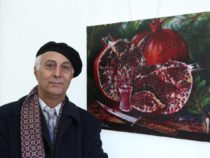 В Москве состоится презентация выставки заслуженного художника РФ  Аскера Мамедова «Гранатовый прибой»